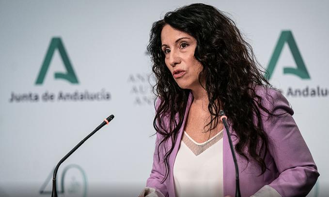 Andalucía facilitará 'tarjetas monedero' a las familias más vulnerables frente al Covid-19