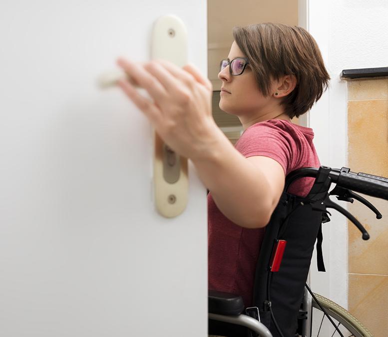 Rocío Ruiz anuncia la creación de 200 plazas en residencias para personas con discapacidad en situación de dependencia